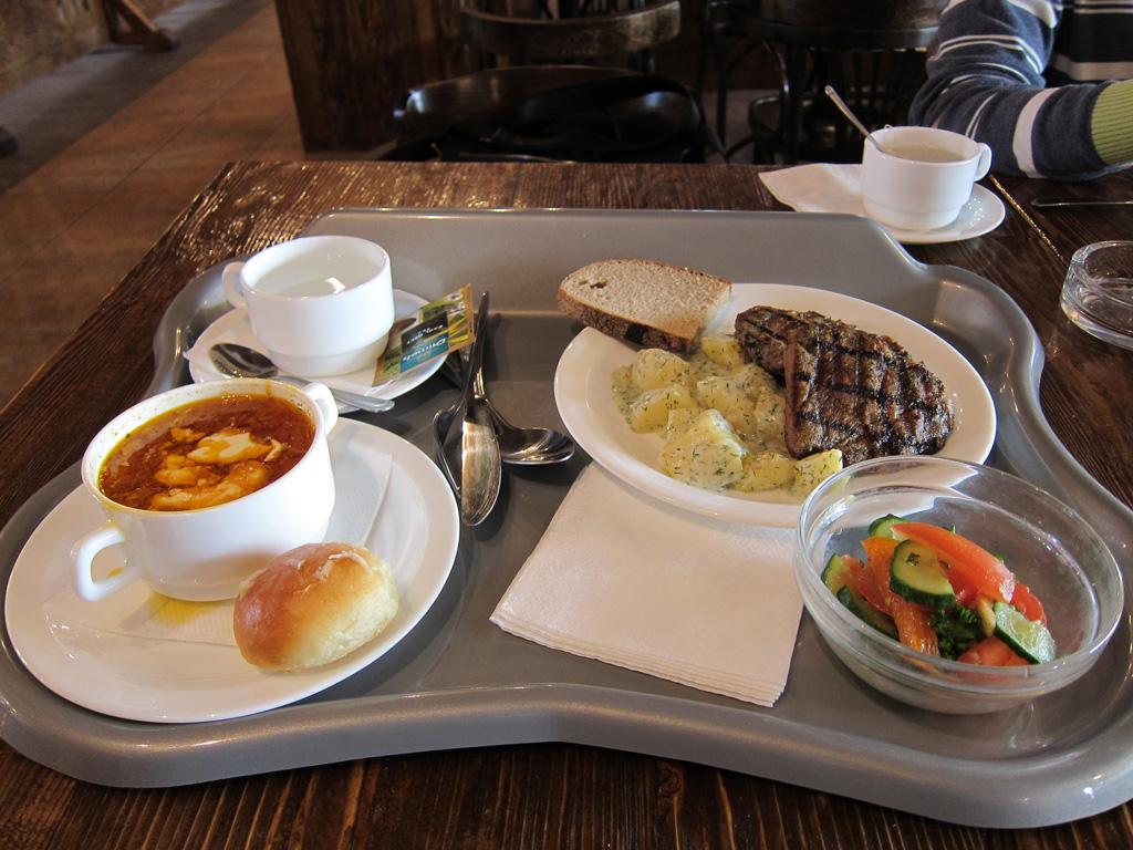 Ресторан быстрого питания «Народны рэстаран «Бацькi» (Гомель)
