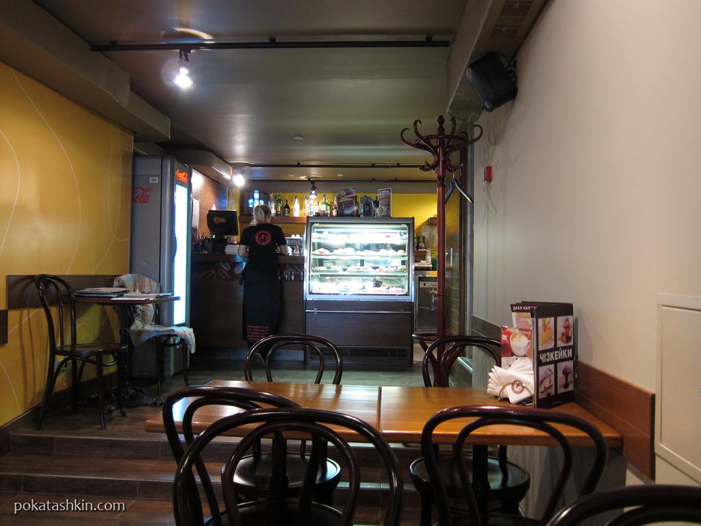 Кофейня «Кофе Хауз», ул.Красноармейская, 63 (Киев)