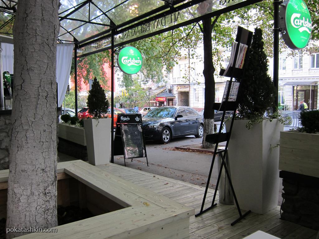 Спортивный бар «Carlsberg Bar Kyiv» (Киев)