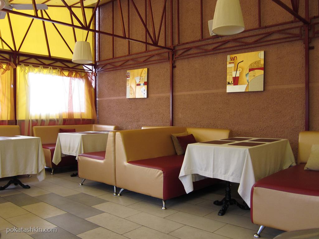 Ресторан портофино крц европа