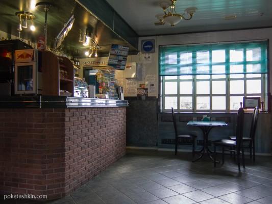 Кафе-бар «Шато» (трасса M-5 Минск-Гомель, 120 км)