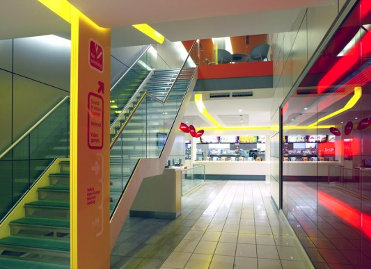 Флагманский ресторан McDonald's в Лондоне