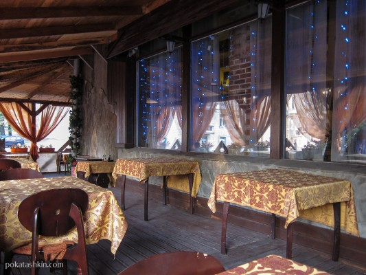 Ресторан «Мирский замок» / «Мiрскi замак» (Минск)