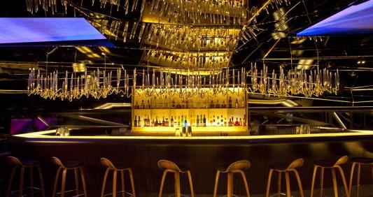 Ресторан-бар Alegra в сердце Дубая от Mr. Important Design
