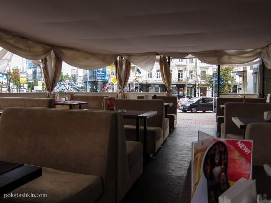 Ресторан-бар «TAJ - Место встречи» (Киев)