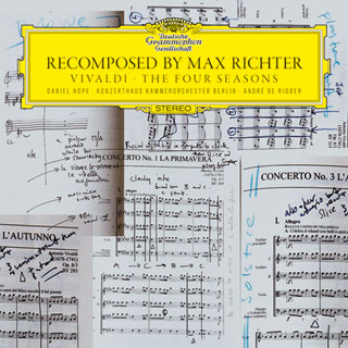 MAX RICHTER «Recomposed by Max Richter. Vivaldi's Four Seasons» (2012)