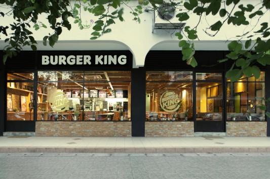 Burger King Garden Grill — обновленный дизайн интерьера всемирной сети