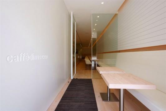 Дизайн интерьера Caffè di Mezzo от JM Architecture