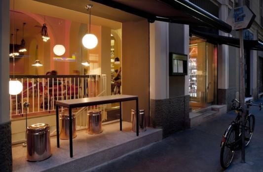 Ресторан Pisacco в Милане, Италия