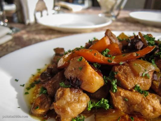 Блюда из макарон попроще фото